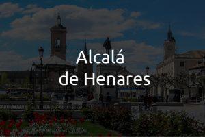 Alcalá<br /> de Henares