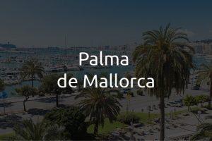 Palma<br /> de Mallorca