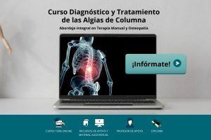 Curso Diagnóstico y Tratamiento de las Algias de Columna